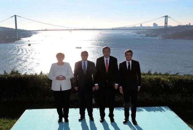 Liderler
